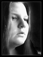 Self Portrait by XxBrokenxXxArtxX