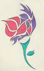 flower by sSTARRMa