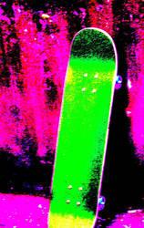 Skateboard by sSTARRMa