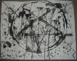 Pentagram by sSTARRMa