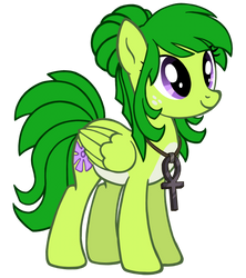 Pony Midori Default by MidoriKuroba