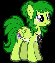 Pony Midori Blah by MidoriKuroba