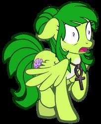 Pony Midori Oh S#!% by MidoriKuroba