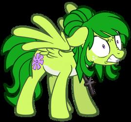 Pony Midori Pissed by MidoriKuroba