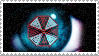 Umbrella Is Watching You Stamp by Wesker-Chick