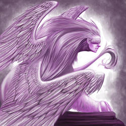 Very Purple Again by Lizzy-John