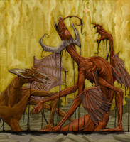 Demon's Door by Lizzy-John