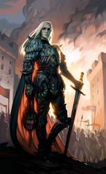 Conqueror by Lizzy-John