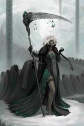 Winter Woman by Lizzy-John