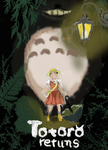 Totoro Retrurns by ProjectNightmare1993