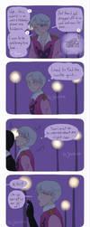 [YOI] Enchanted AU by Jeroine