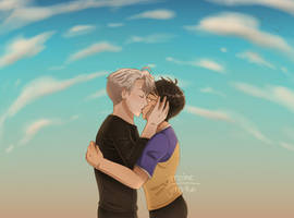 [YOI] love love love by Jeroine
