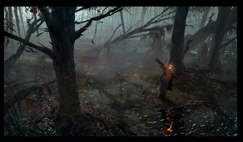 Swamp by Jan-Wes
