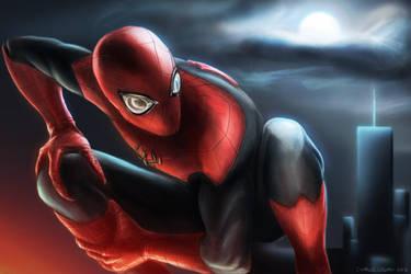 Superior Spider-Man by CharlesLogan