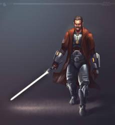 Jedi by CharlesLogan