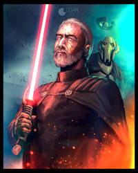 Star Wars: The Clone Wars - Separatists by CharlesLogan