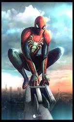 Spider-Man by CharlesLogan