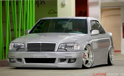 C-Class Hella Style by CaponeDesign