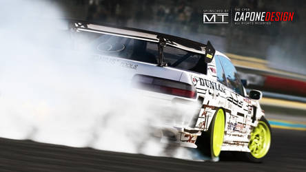Silvia S13 The Dori Dori by CaponeDesign