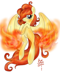 Ponymon Adopt~ Moltres(Closed) by ProjectBlastArt