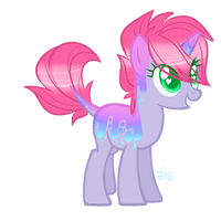 MLP Auction - Candy Glimmer (Closed) by ProjectBlastArt