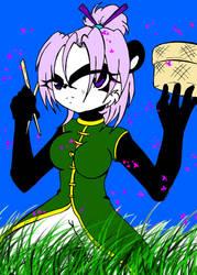 ::Sonic OCs:: Shun Li by StrawberryHedgehog