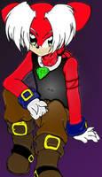 Sonic Kids - Bandit by StrawberryHedgehog