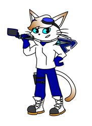 zoom zoom it's jimmy with that TS-16000 S broom by catgirl140