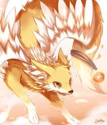 FOX5: Ichu by ffxazq