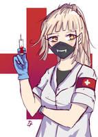 Nurse Toga by DEETEEh