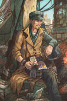 Fallout 4 - MacCready by KerriAitken