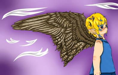 Wings by SilverMoonWings