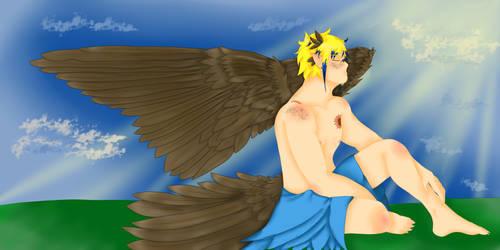 Wings 2 by SilverMoonWings