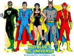 Crime Syndicate by BoybluesDCU