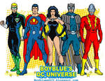 Crime Syndicate of Amerika by BoybluesDCU