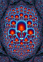 Mosaic mind by icemaidenArt