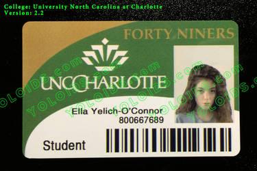 YOLOIDs.com (2014 University North Caroline ID) by yoloids