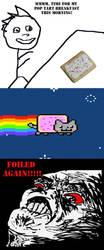 Poptart Rage by tacoshack27