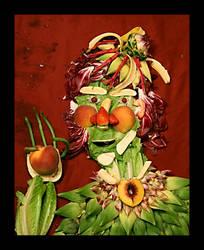 The Peachy Princess by Drimoryc