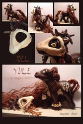 MLP custom: Yule by BraveAnimal