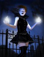 Dark Creature by FredStesney