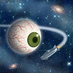 Space Orb by FredStesney