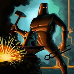Armorsmith by FredStesney