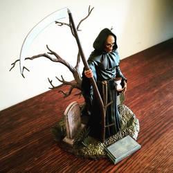 Grim Reaper by FredStesney