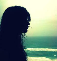 Ocean Silhouette by Daydreamer6123