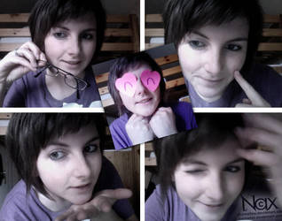 Nax had fun with the Webcam by SwissNax