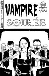 Vampire Soiree. by Andrewreed