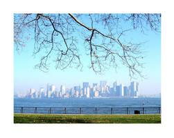 New York New York by chalkblueyes