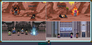 Theorie Dragon Ball, Univers 6 et 7 by Mangal666