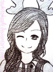 :: Jessica - Selca :: by TsukiTakashi